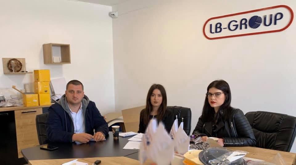 LB GROUP i bashkohet rrjetit të bizneseve në #OAK