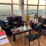 Vizitë biznesit anëtar BESIMI COMMERCE Sh.p.k