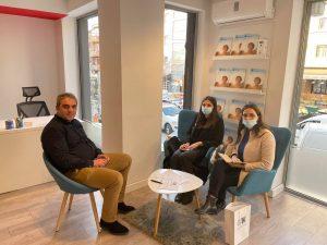 "OAK viziton biznesin ""Sava Tours"""