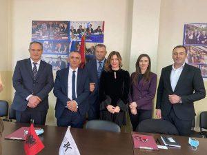 CDBK signs memorandum of cooperation with U.C.C.I.AL
