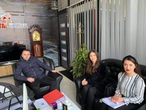 CDBK visited business in Drenas