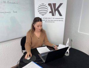"""OAK pjesë e takimit të organizuar nga Universiteti """"Haxhi Zeka"""""""
