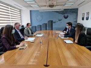 OAK i ofron përkrahje Ministrit Murati