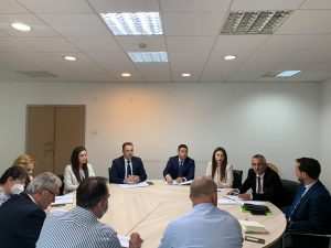 OAK takohet me Ministrinë e Bujqësisë në Maqedoninë e Veriut