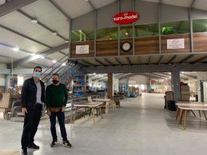 OAK viziton bizneset në Komunën e Gjilanit