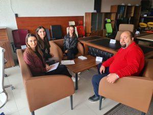 OAK vizitoi bizneset në Komunën e Prishtinës