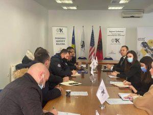 OAK mbanë takim të përbashkët me bizneset dhe Komisionin e lëndës së parë  nga Dogana