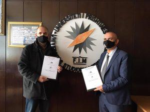 OAK nënshkruan marrëveshje bashkëpunimi me FIM