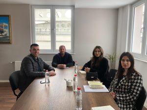 OAK vizitoi biznesin Euroterm-AG