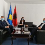 CDBK meets the first Deputy Prime Minister of the Republic of Kosovo Besnik Bislimi