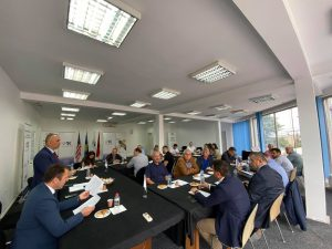 CDBK organized the activity 'Morning coffee' with member businesses