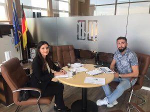 OAK vizitoi bizneset në Komunën e Mitrovicës dhe Vushtrrisë