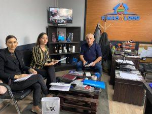 OAK vizitoi bizneset në Komunën e Fushë Kosovës